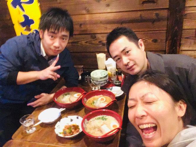 大阪での食事