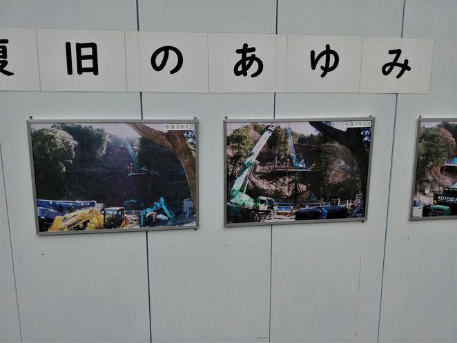 あじさい鍼灸マッサージ治療院 小涌谷駅の展示物