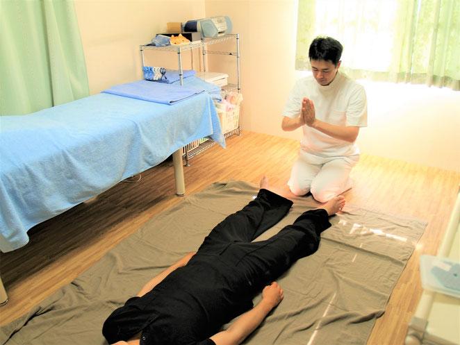 あじさい鍼灸マッサージ治療院 タイ古式マッサージ ワイ
