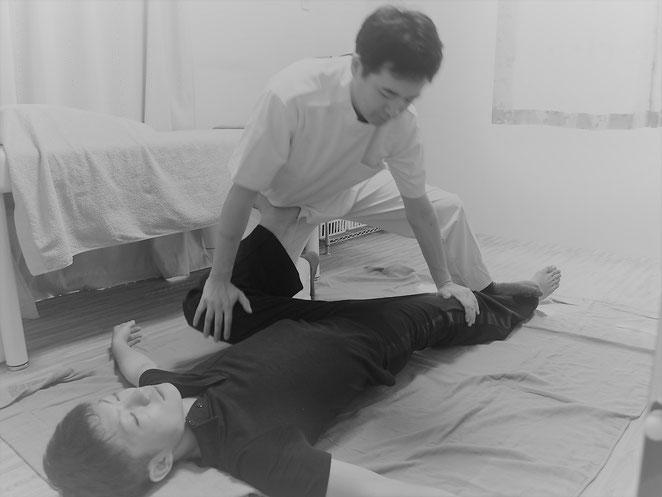 あじさい鍼灸マッサージ治療院イメージ画像