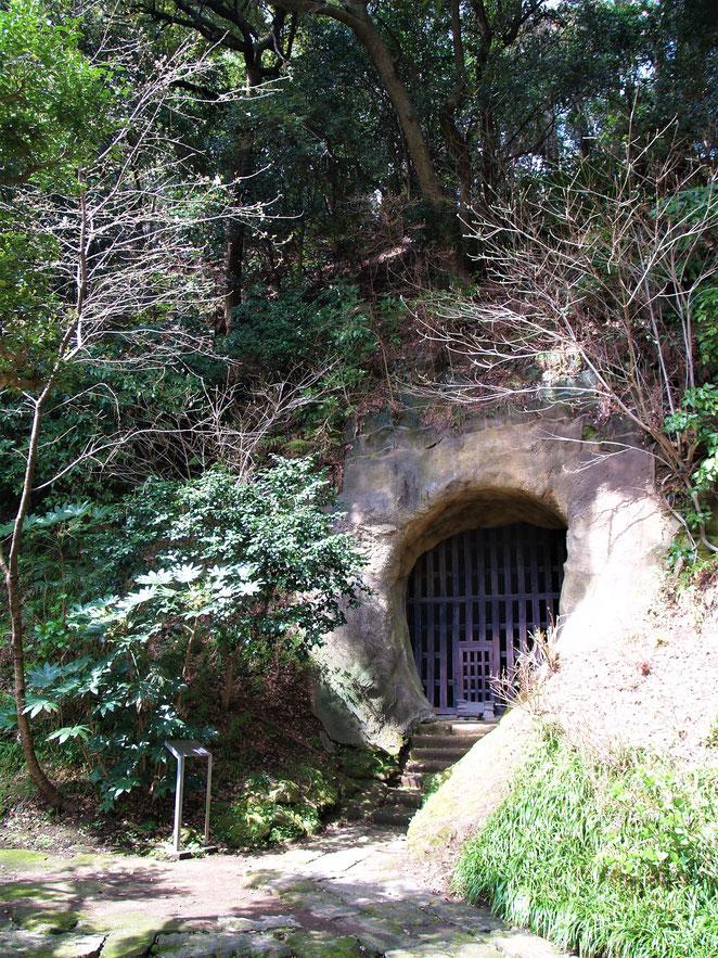 あじさい鍼灸マッサージ治療院 光則寺洞窟