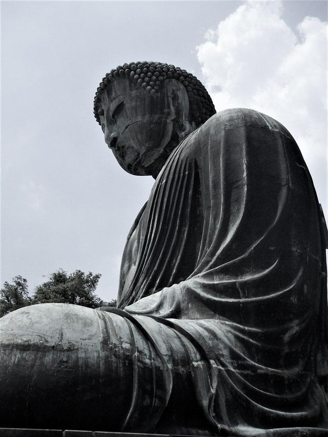 あじさい鍼灸マッサージ治療院 鎌倉高徳院の大仏