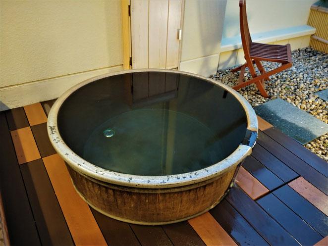 あじさい鍼灸マッサージ治療院 森の湯貸切露天風呂