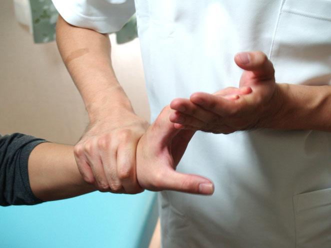 あじさい鍼灸マッサージ治療院 指のトレーニング