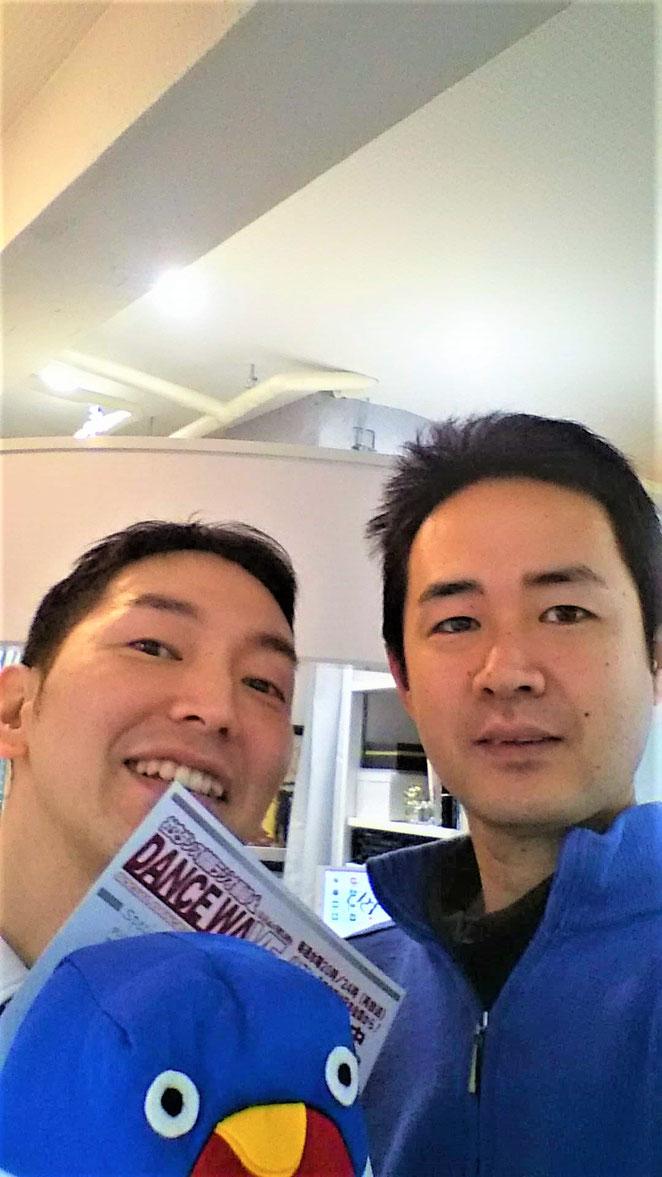 あじさい鍼灸マッサージ治療院 本池淳先生とBEST ARTにて