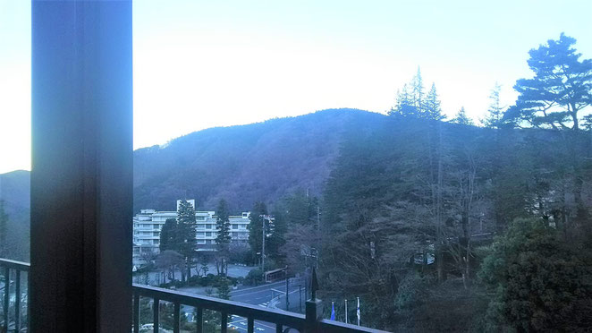 あじさい鍼灸マッサージ治療院 箱根の山