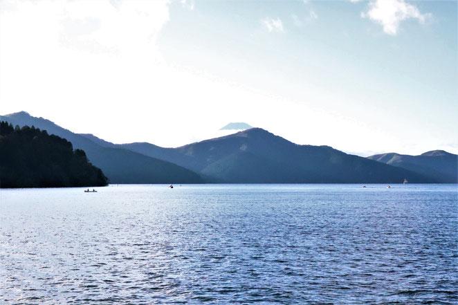 あじさい鍼灸マッサージ治療院 芦ノ湖の景色