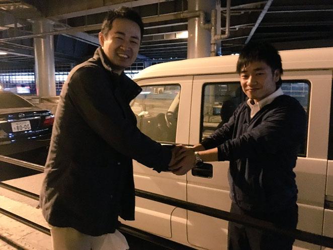 あじさい鍼灸マッサージ治療院 大阪訪問