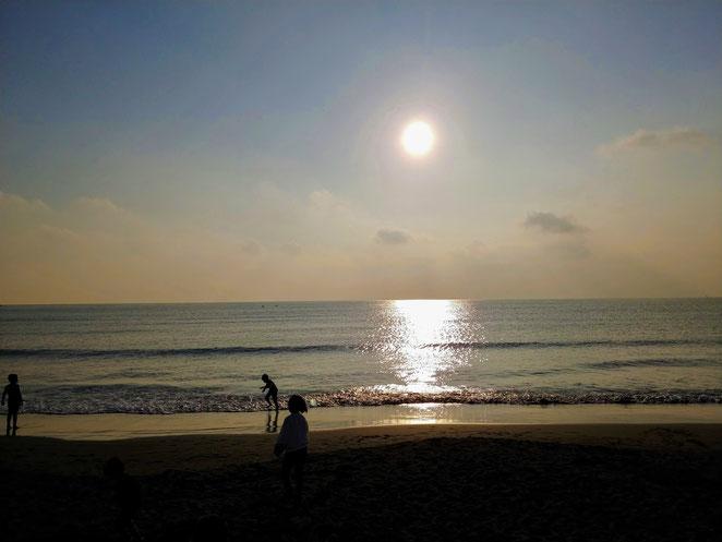 あじさい鍼灸マッサージ治療院 江ノ島の海岸