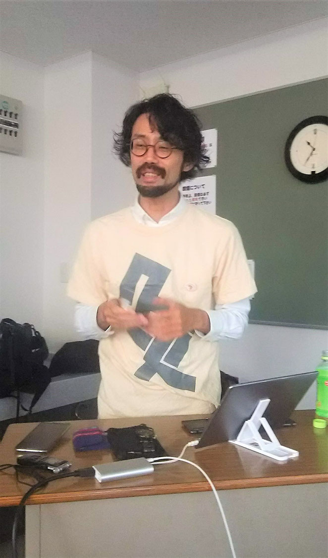 あじさい鍼灸マッサージ治療院 呉竹祭での山川先生の講演