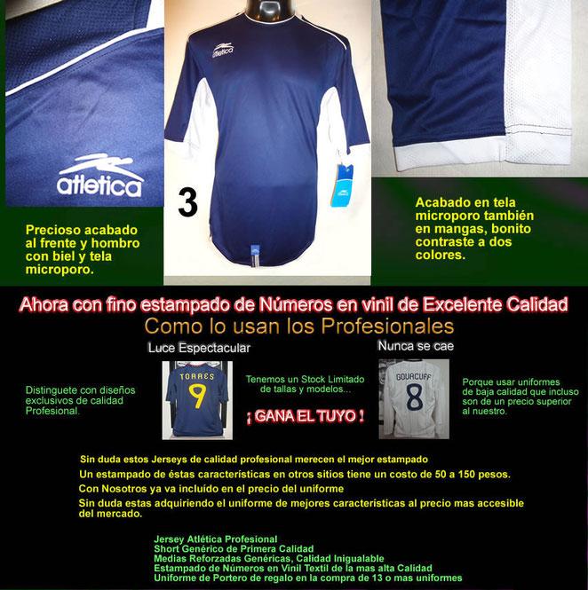 5e468ef951ca0 UNIFORMES ATLETICA REPLICAS ¡No Originales! - Comercial Deportiva ...