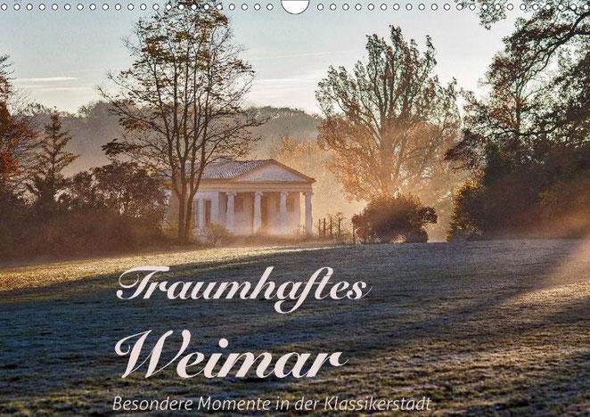 Kalender Traumhaftes Weimar
