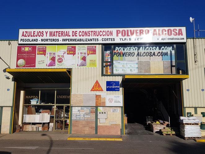 Azulejos materiales de construcci n en sevilla azulejos polvero alcosa - Materiales de construccion sevilla ...