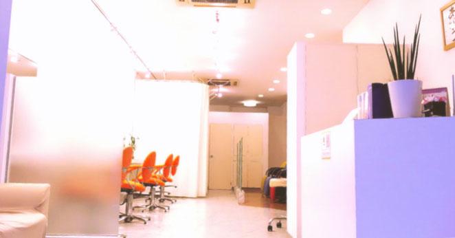 世田谷区経堂 美容室 美容院 ヘアサロン ヘナ スペシャリストのお店