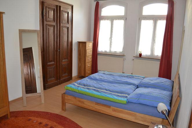 Zimmer 1 mir 2 Einzelbetten