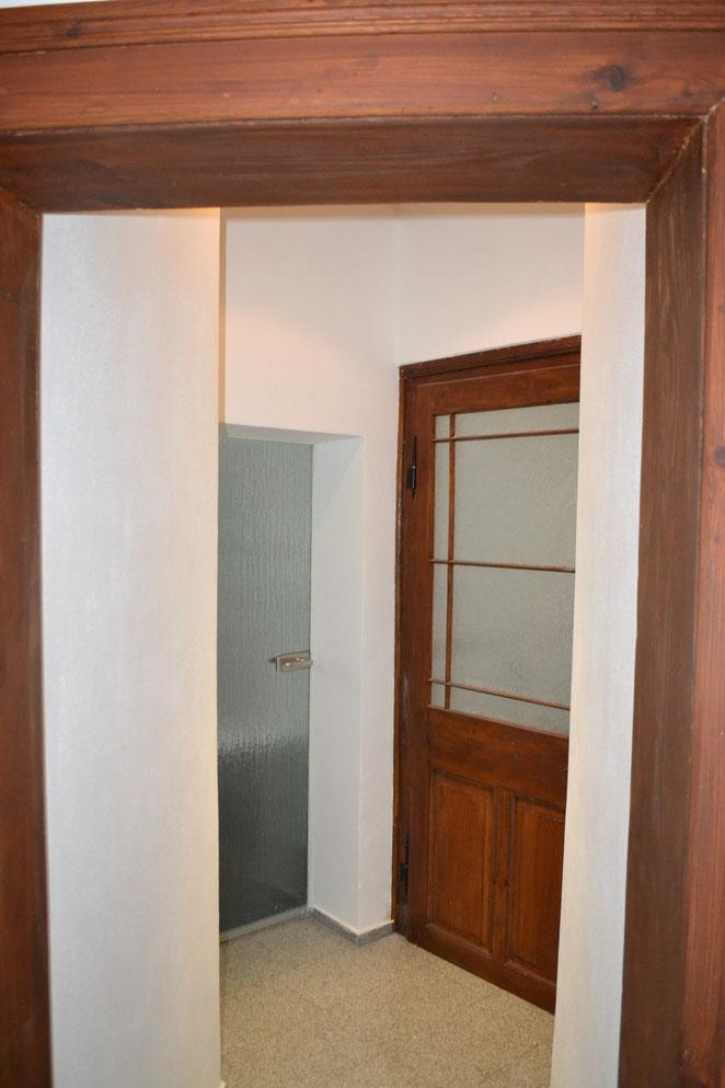 Teil des Flurs - zu Bad und WC