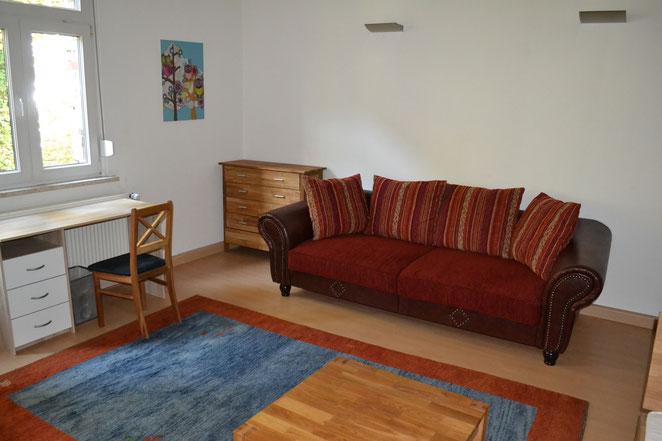 Zimmer 2 mit 2 Einzelbettem