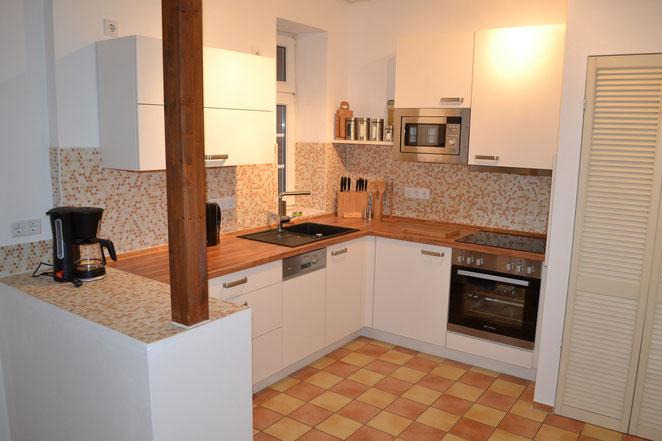 Küche im Juli 2014 - NEU