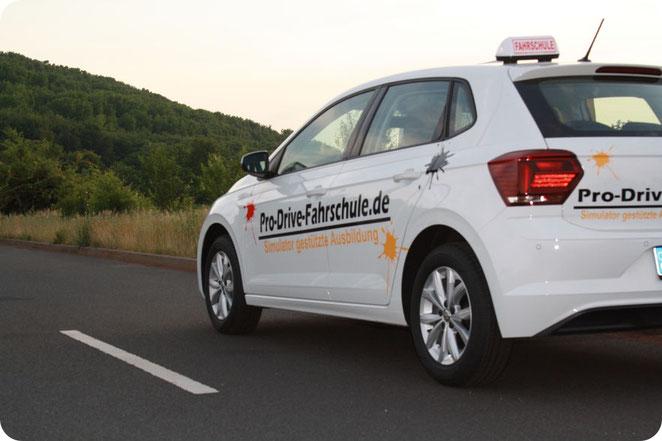 AGB´s der Pro Drive Fahrschule in Leverkusen