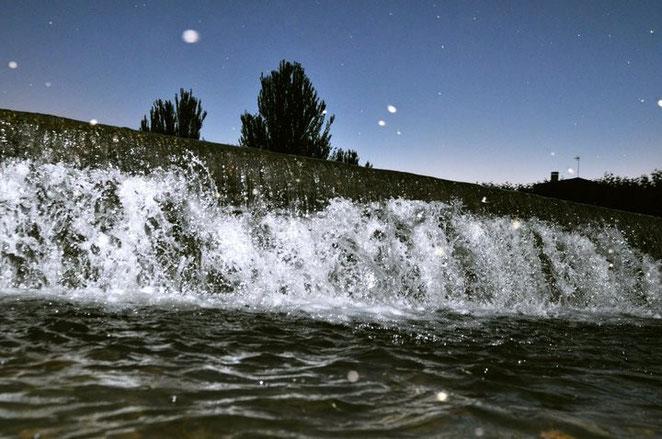 Río Alberche, sus piscinas naturales.