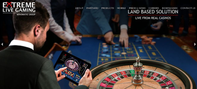 Extreme Canlı Casino canlı oyunlar