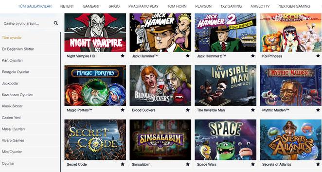 Asyabahis Casino Ekran Görüntüsü