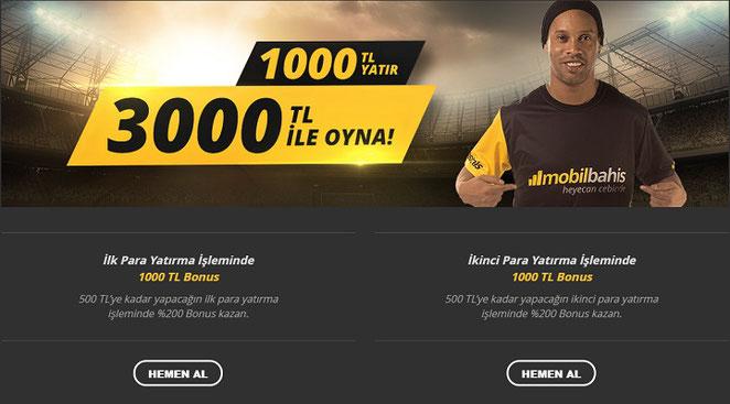 Mobilbahis Ana Sayfa Ekran Görüntüsü