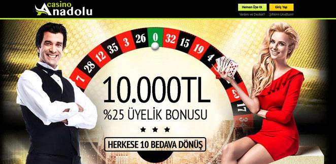 Anadolu Casino Yenilendi
