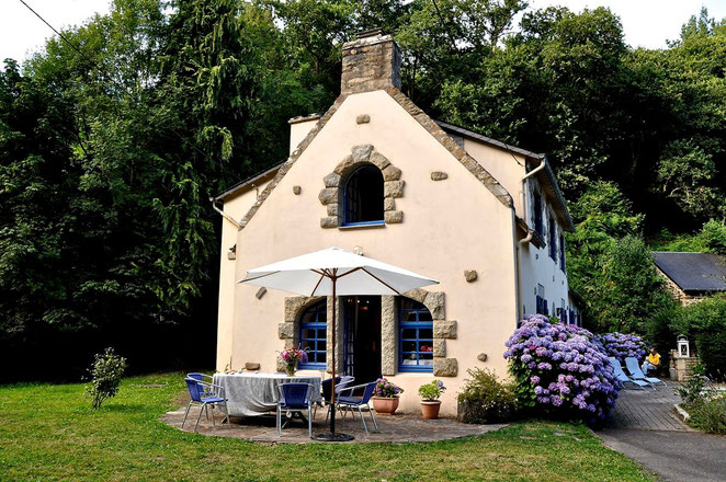 Ferienhaus Moulin de Kerouzic