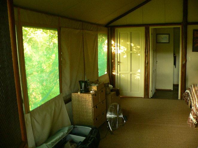 noch mehr Zelt