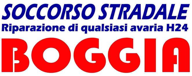 Soccorso Stradale H24 Carroattrezzi Boggia Cosimo ...