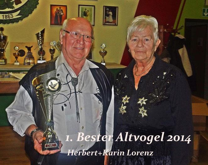 Herbert Lorenz 70 Jahre die RV Wattenscheid gratuliert.