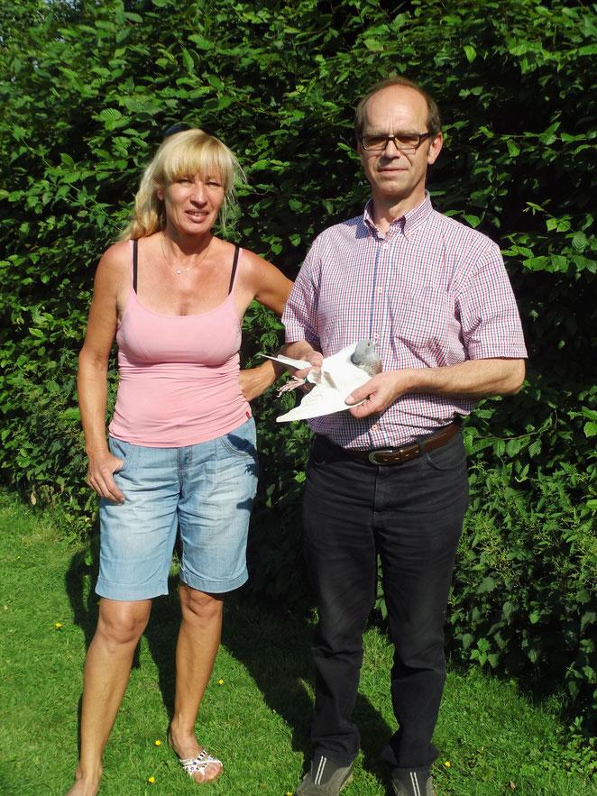 Claudia Bungert & Kalle Fechner.