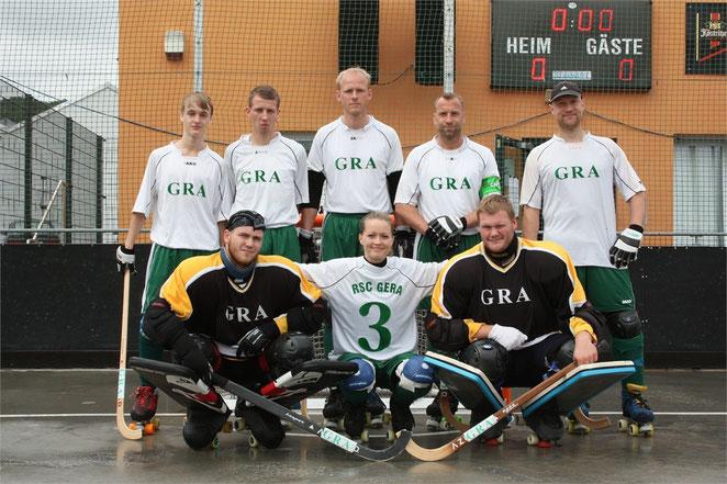 Das Team des RSC Gera