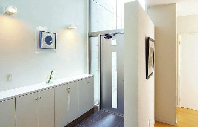 内装壁珪藻土建材「シルタッチ」