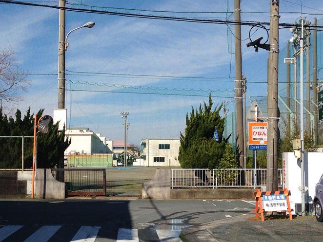 浜松市 舞阪 避難施設周辺 4