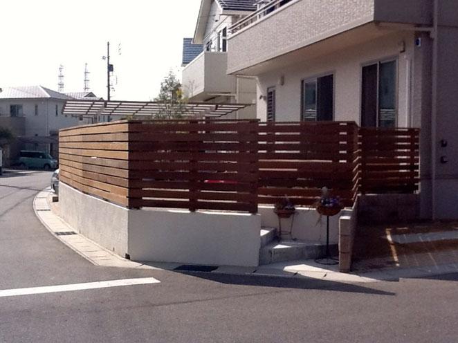 春日井市M邸外構リフォーム工事