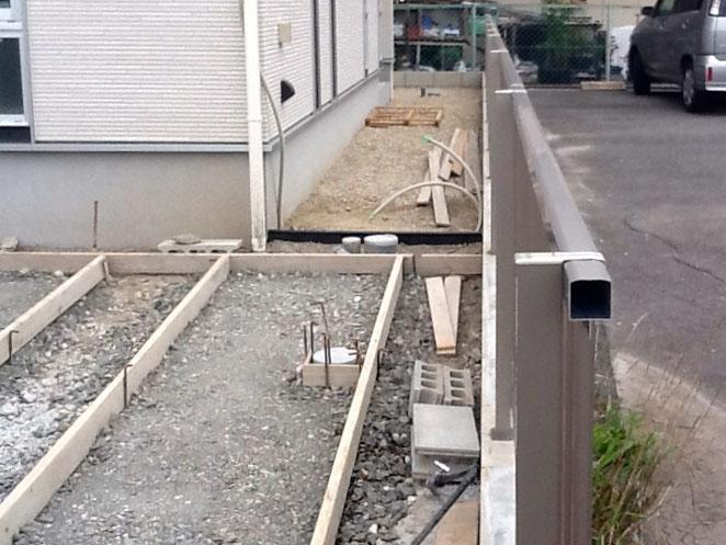 名古屋市O邸外構工事