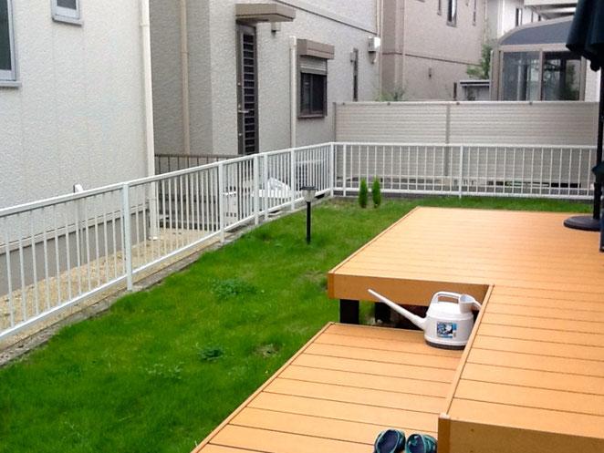 春日井市F邸ガーデンリフォーム工事