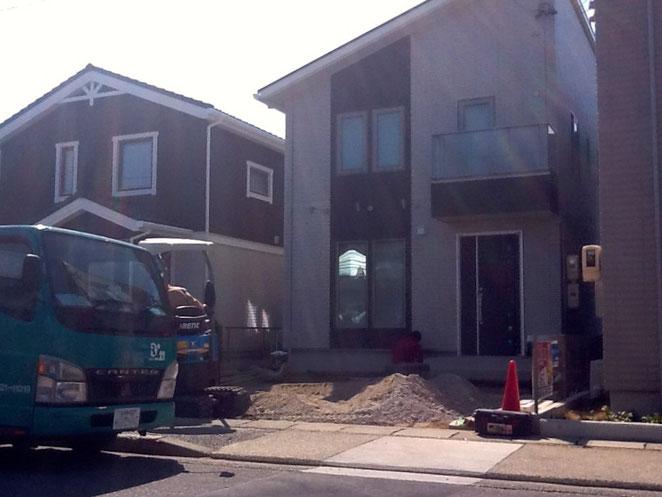 名古屋市ひよこカフェ外構工事