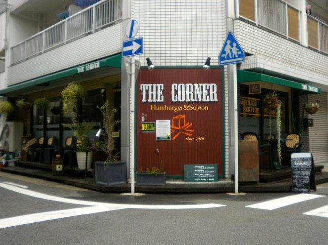名古屋市THE CORNERさんの植栽工事