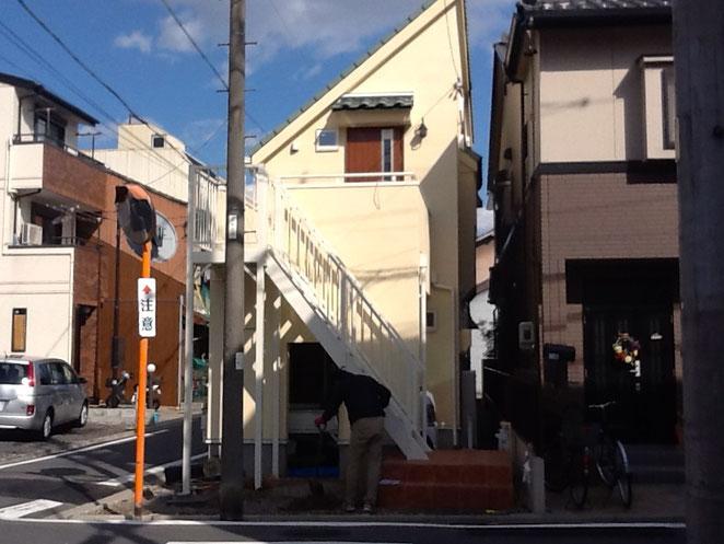 名古屋市H邸外構工事