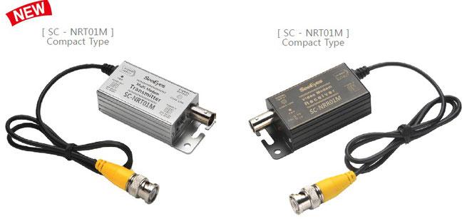 アナログHD(AHD専用)ノイズ除去装置 SC-NRC01M - 製品写真