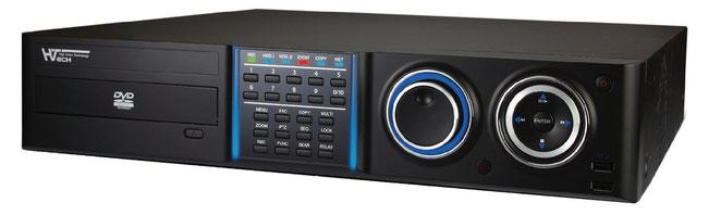 HD-SDI デジタルレコーダー HF-406 写真