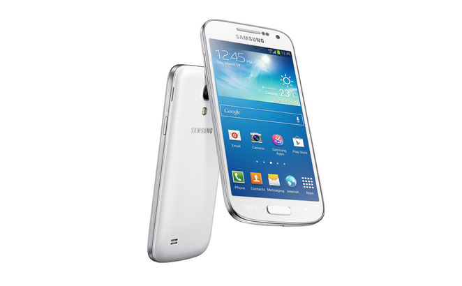 Samsung Galaxy S4 mini (GT-I9195L)