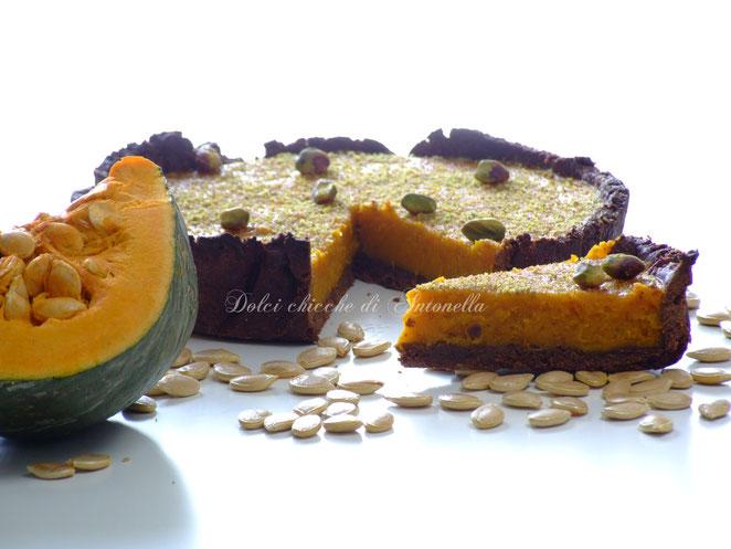 dolce zucca-cake-pumpkin cake-wwwiltavolierspeziato.jimdo.com