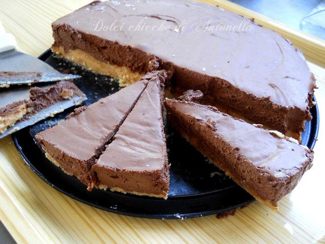 gateau au chocolat ricetta-www.iltavolierespeziato.jimdo.com