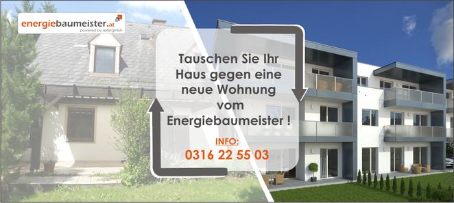 Immobilien- & Grundstückseintausch, Energiebaumeister, Reiter GmbH