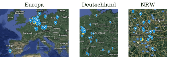 Geistheilung bei Jesus Lopez in NRW, Deutschland und Europa