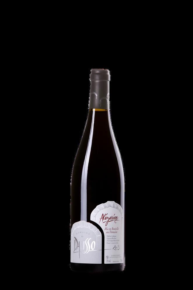 Vin rouge cuvée Alizarine